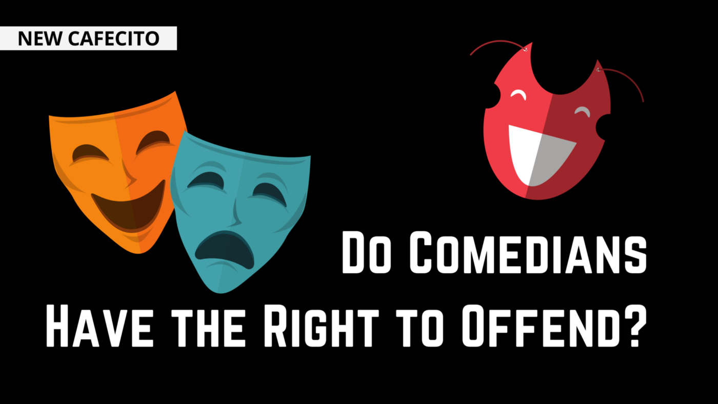 Do Comedians Have the Right to Offend? with Alex and RA