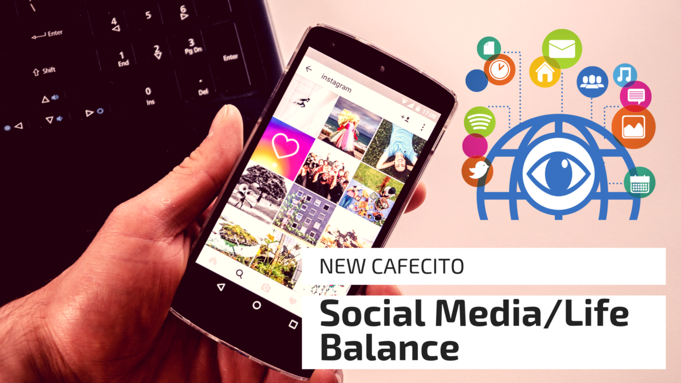 Social Media – Life Balance… Finding Juiciness Within the Mundane