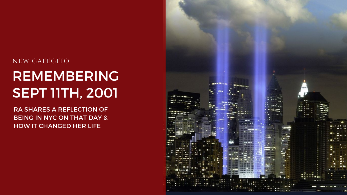 RA chats Remembering Sept 11th pt3