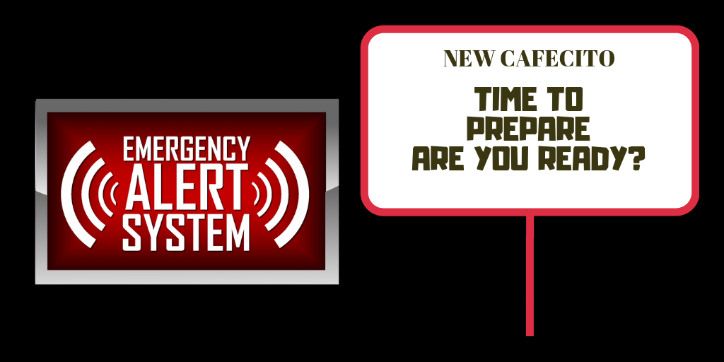 Time to Prepare – Are You Ready?
