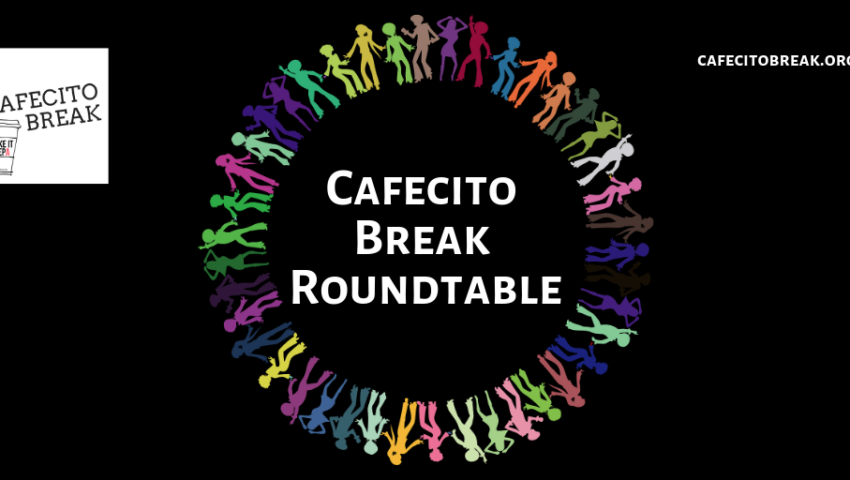 Cafecito Break Roundtable with Spiritual Leaders – Planet Heart World Peace