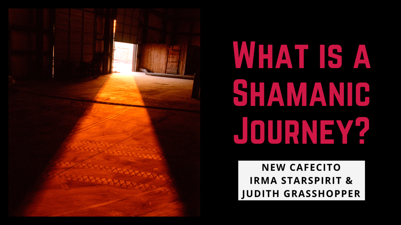 What is a Shamanic Journey – Irma StarSpirit and Judith Grasshopper