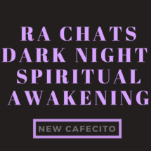 Dark Night, Spiritual Awakenings